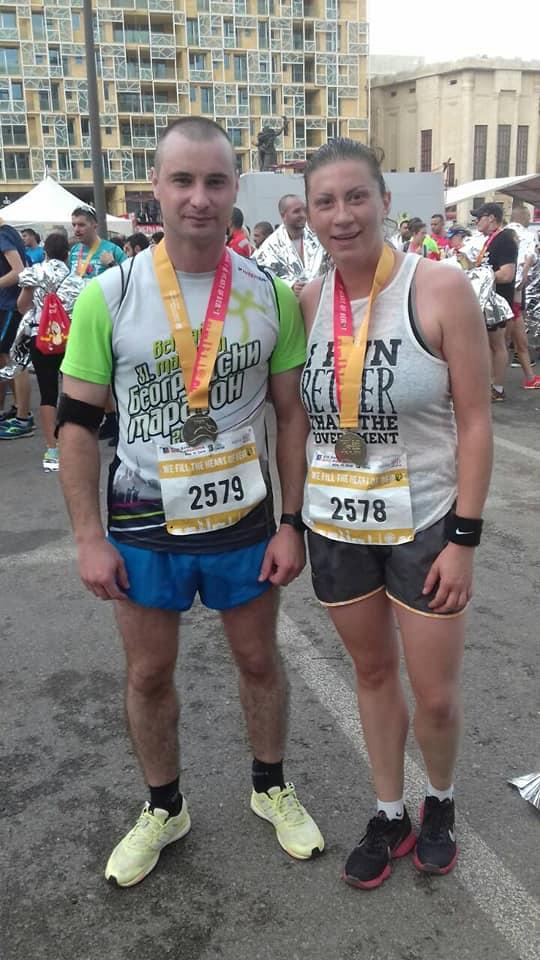 Vranjski maratonci ovog vikenda su nastupili na tri trke.